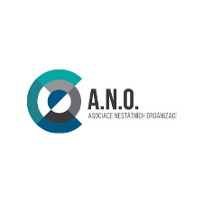 logo A.N.O. - Asociace nestátních organizací